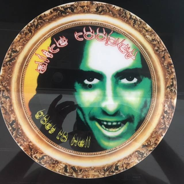 Goes To Hell - Israel / Picture Disc