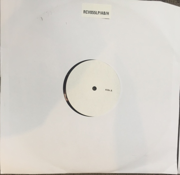 Alone In His Nightmare - UK /  A Test Pressing / RCV055LPABCD/H