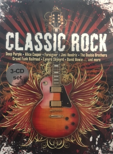 Classic Rock - USA / CD / Sealed / 47922