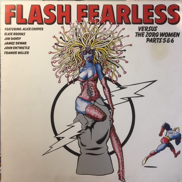 Flash Fearless - Italy / CHR1072