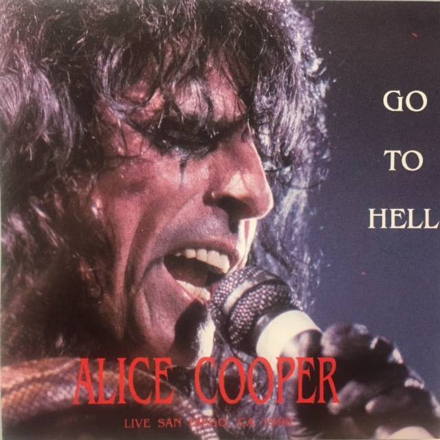Go To Hell - German / CD / MMR9212