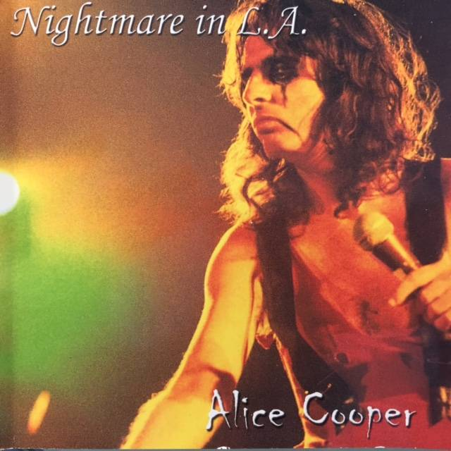 Nightmare In LA - CD / No Name