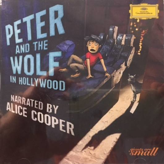 Peter and the Wolf in Hollywood - Canada / CD / 4794888 / Sealed