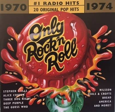 Only Rock N Roll - USA / CD / JCD3168