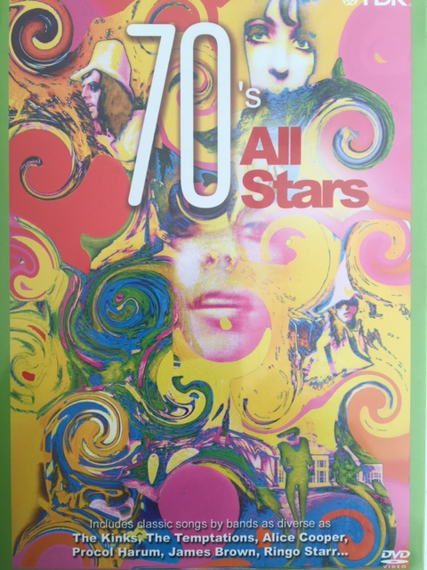 70's All Stars - DVD / DVR70AS