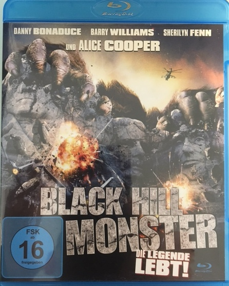 Black Hill Monster - German / DVD / 102079