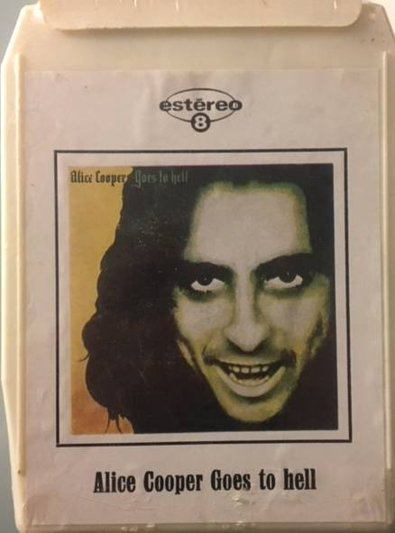 Goes To Hell - Portugal / 8 Track /  Estereo 8 / Sealed