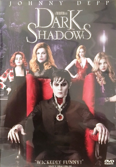 Dark Shadows - USA / DVD / T3086