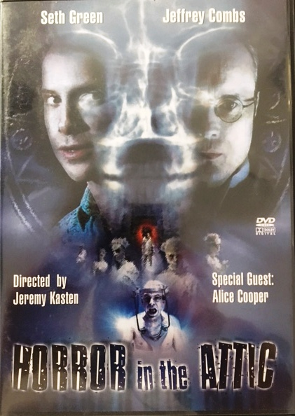 Horror In The Attic - Germany / DVD / 817