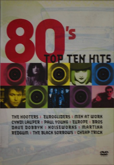 80's Top Ten Hits - Australia / DVD / 201638.9