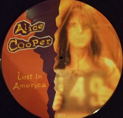 Lost In America - UK / 6603476 / 12 Inch Picture Disc