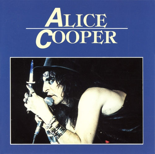Alice Cooper - France / CD / ONN52