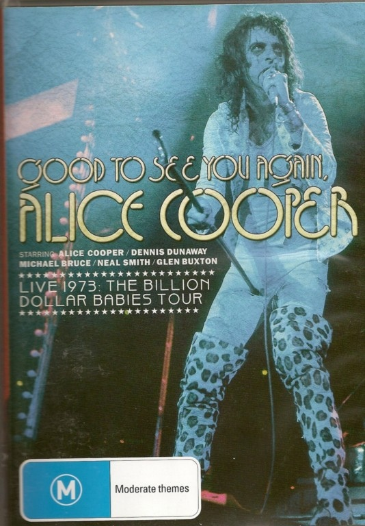 Good To See You Again - Australia / DVD / AHM0042