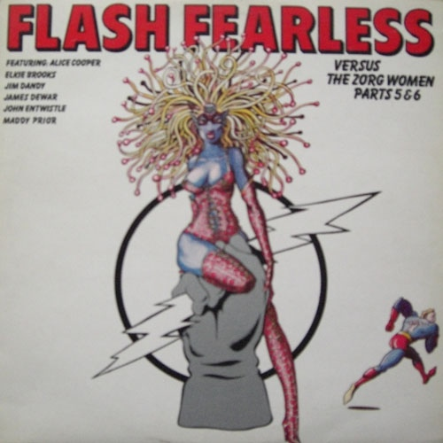 Flash Fearless - UK / CHR1081