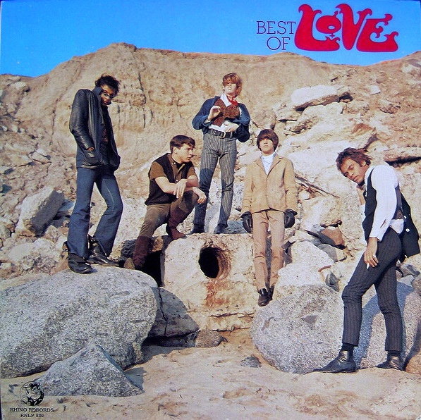 Best Of Love - USA / RNLP800