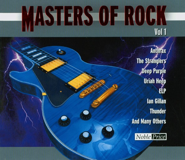 Masters Of Rock Vol 1- Germany / CD / 221747-205