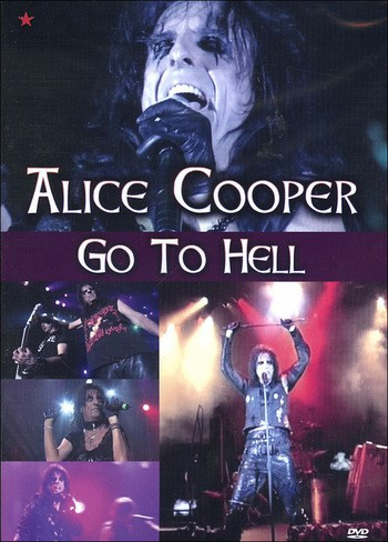 Go To Hell - Germany / DVD / 2133