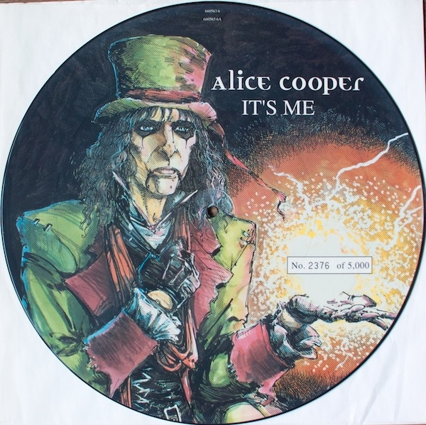 It's Me - UK / 6605636 / Picture Disc / 12 Inch Single / 3139/5000