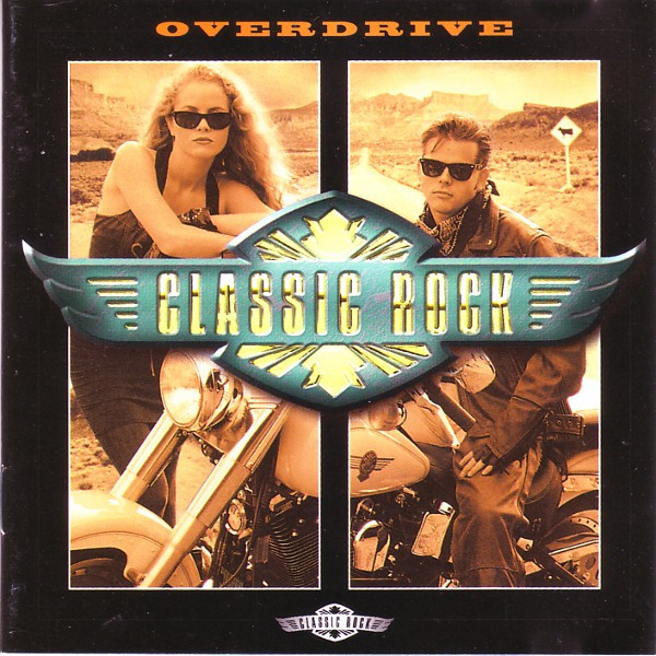 Classic Rock: Overdrive - Germany / CD / TL55920