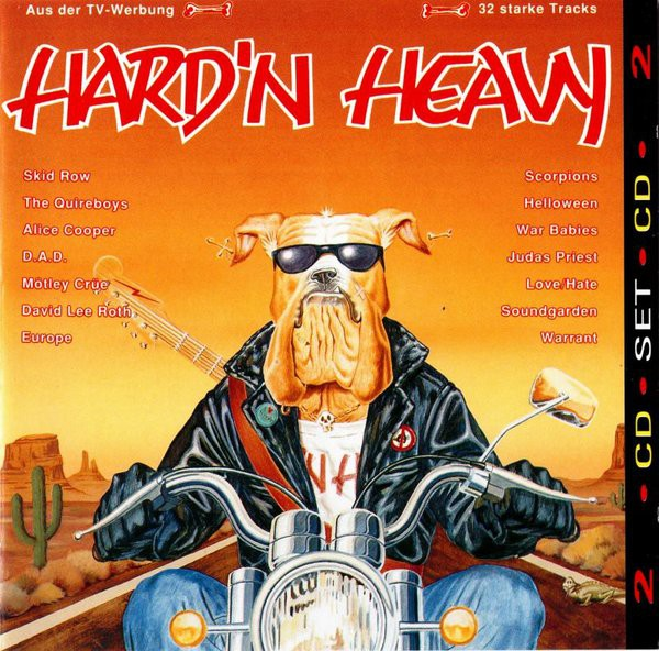 Hard'n Heavy - Germany / CD / 354490