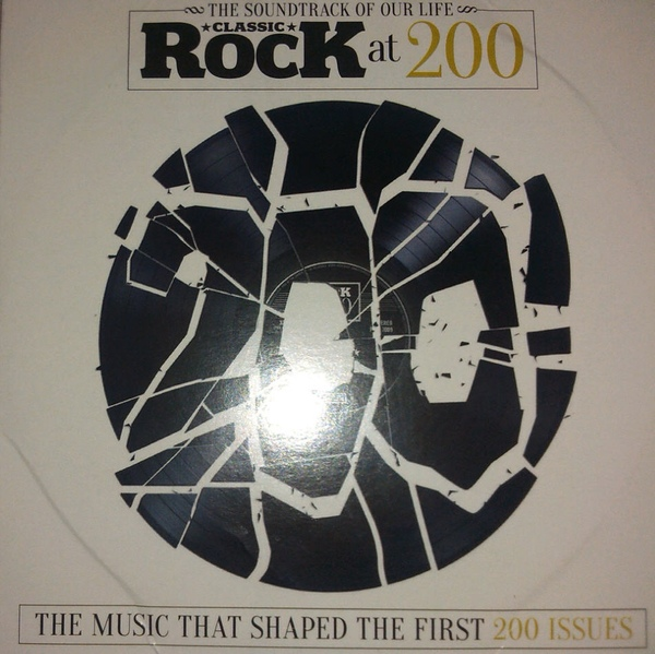 Classic Rock At 200 - Europe / CD / ROC200-08-14