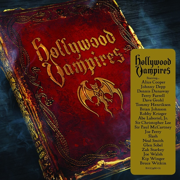 Hollywood Vampires - USA / B0023705-01 / Sealed