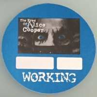 2004 - The Eyes of Alice Cooper / Working