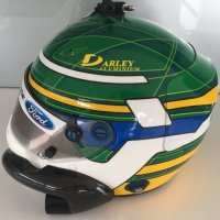 Helmet - Dean Canto - 2008 - Ford Performance Racing