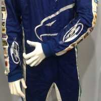 Race Suits - Luke Youlden - 2009 - Ford Performance Racing