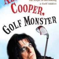 Book - 2007 - Golf Monster / Hard Cover / USA