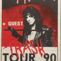 1990 - July 07 Trashes The World Finland Tour / Oulu