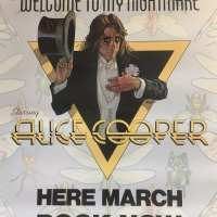 1977 - Australia - Welcome To My Nightmare Tour