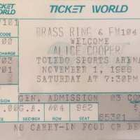 1986 -  November 01 The Nightmare Returns  USA Tour / Ohio