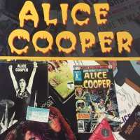 Book - 2009 - The Illustrasted Collectors Guide to Alice Cooper 10th Anniversary - Dale Sherman