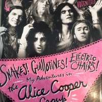 Book - 2015 - Snakes Guillotines / Signed Band