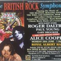 1999 - UK - London - British Rock Symphony Tour