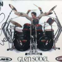Glen Sobel - Signed Photograph