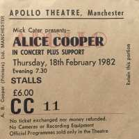 1982 - Feb 18 Special Forces UK Tour / Manchester