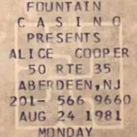 1981  -  August 24 Special Forces USA Tour / New Jersey