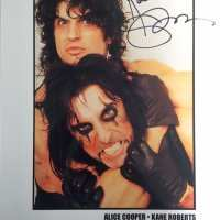 Kane Roberts - Signed Photograph