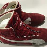 Boots - Cameron McConville - 2011 - Holden Racing Team