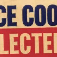 Sticker - 1973 - Elected - USA
