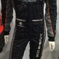 Race Suits - Nick Percat - 2014 - James Rosenburg Racing