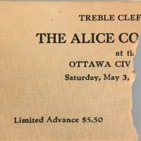 1975 -   May 03 Welcome To My Nightmare Canada Tour / Ottawa