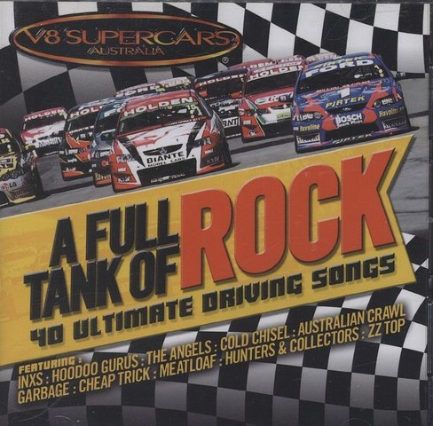 V8 Supercars - A Full Tank Of Rock - Australia / CD / 338872