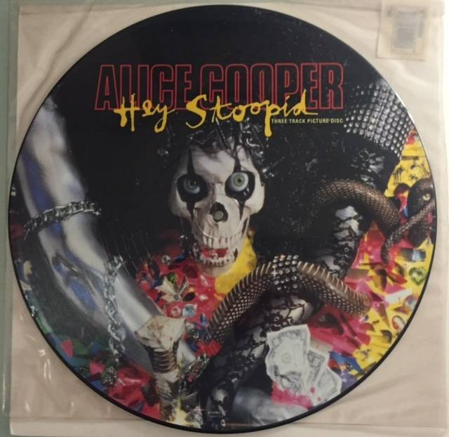 Hey Stoopid - UK / 65698388 / Picture Disc / 12 Inch Single