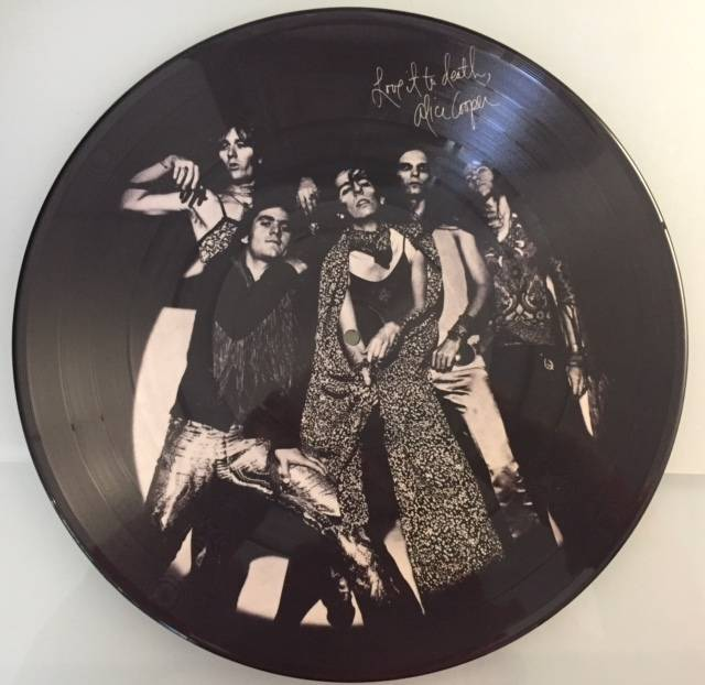 Love It To Death - Japan / P8094 / Picture Disc