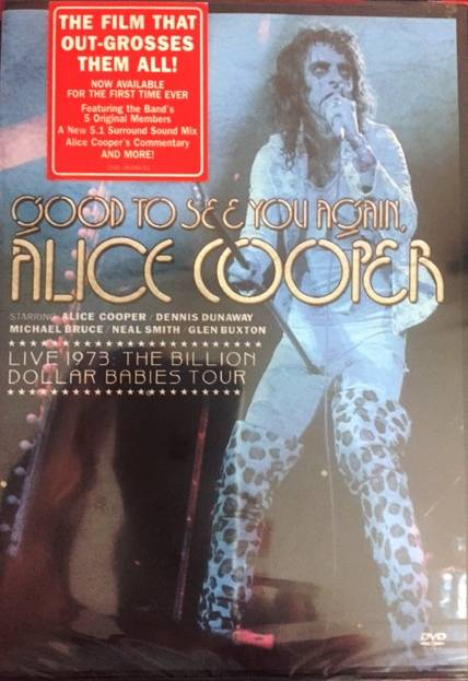 Good To See You Again - USA / DVD / 38395 / Sealed