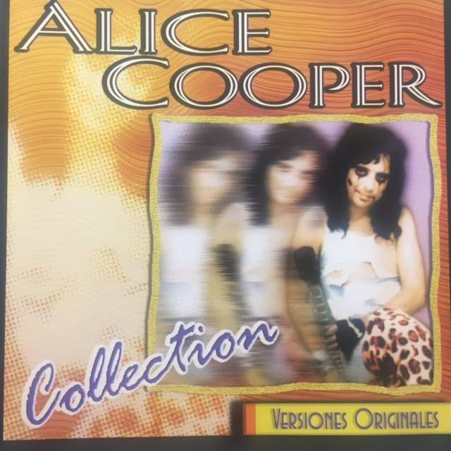 Alice Cooper Collection / Mexico / CD / 27757