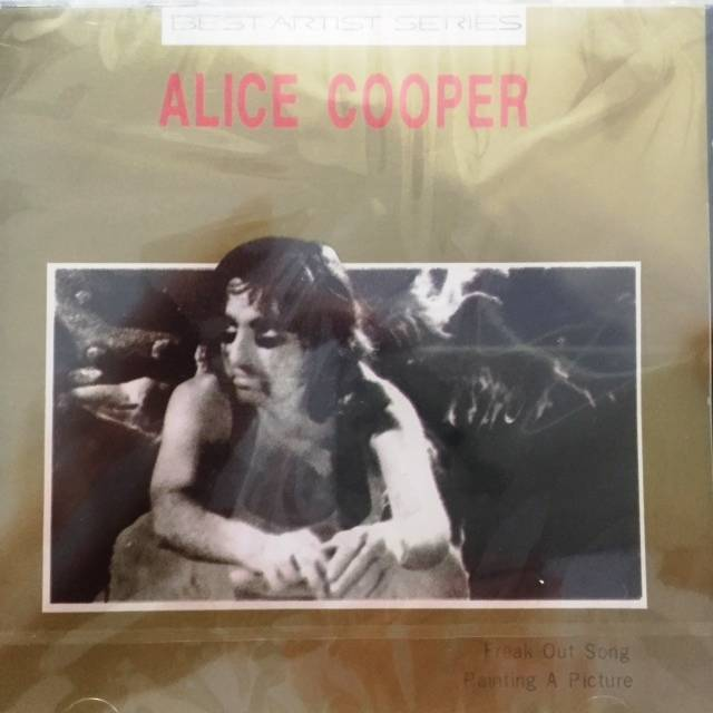 Alice Cooper / CD / Korea / OMGC33 / Sealed